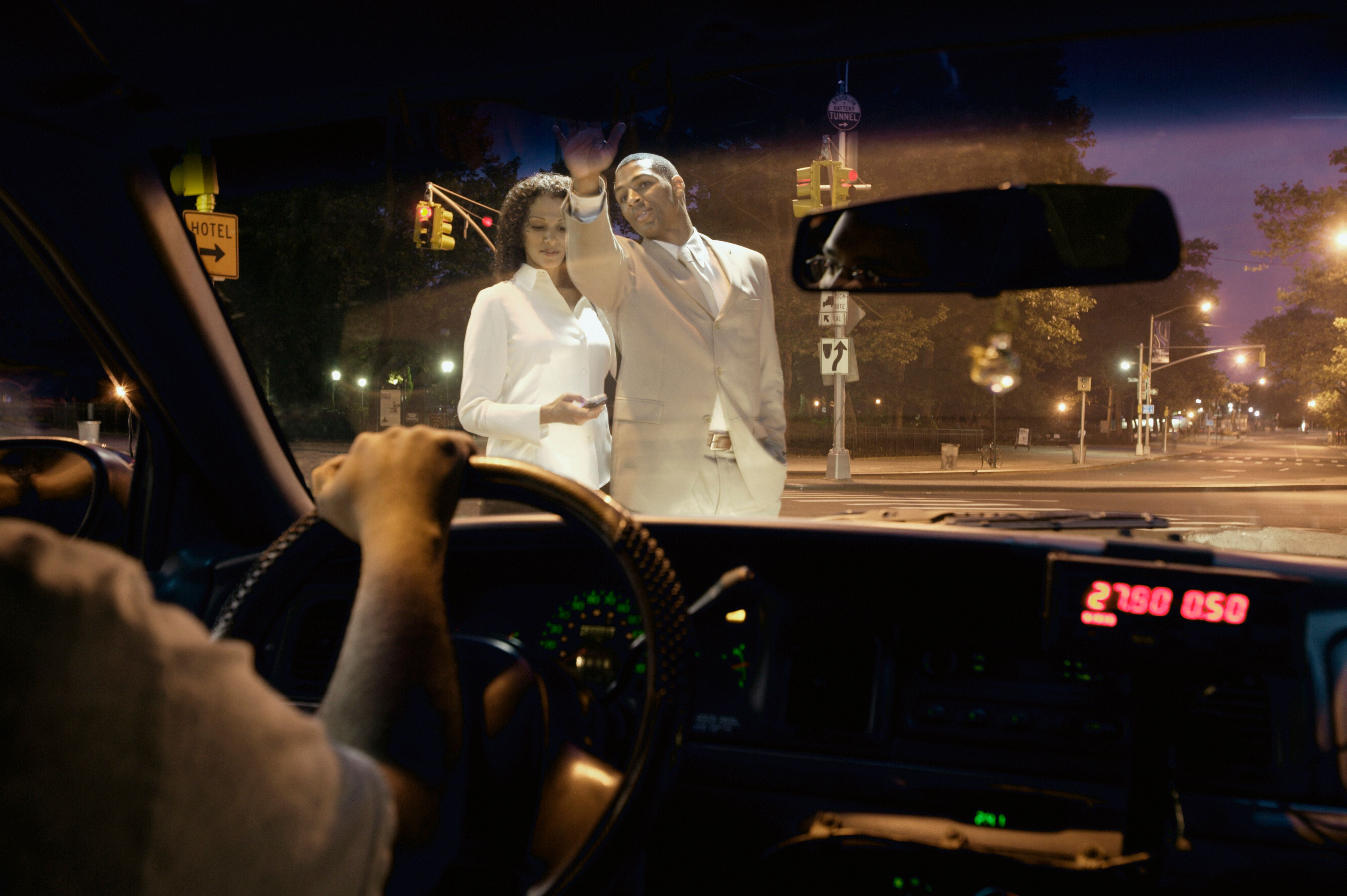 A new study by the National Bureau of Economic Research found discrimination -- long a problem in the taxi industry -- also e