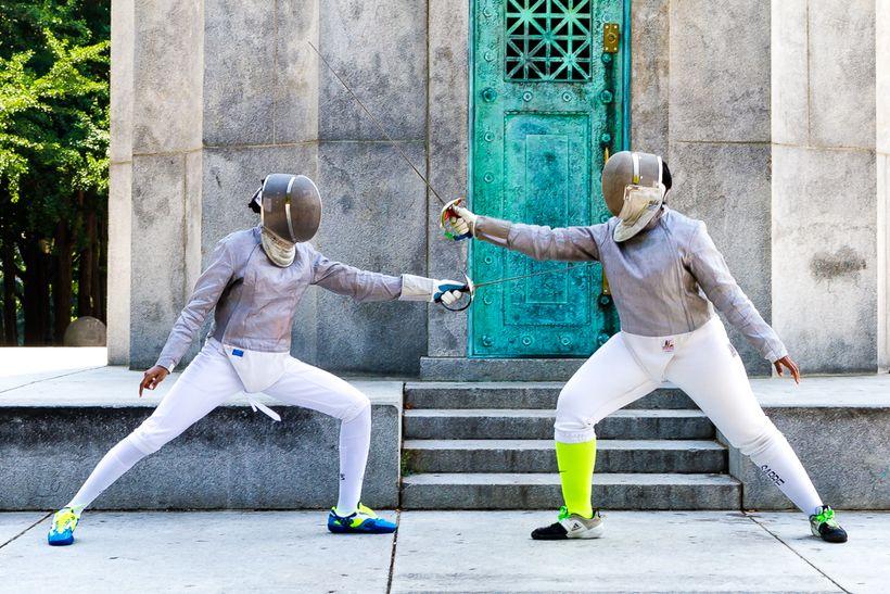 Peter Westbrook Fencers