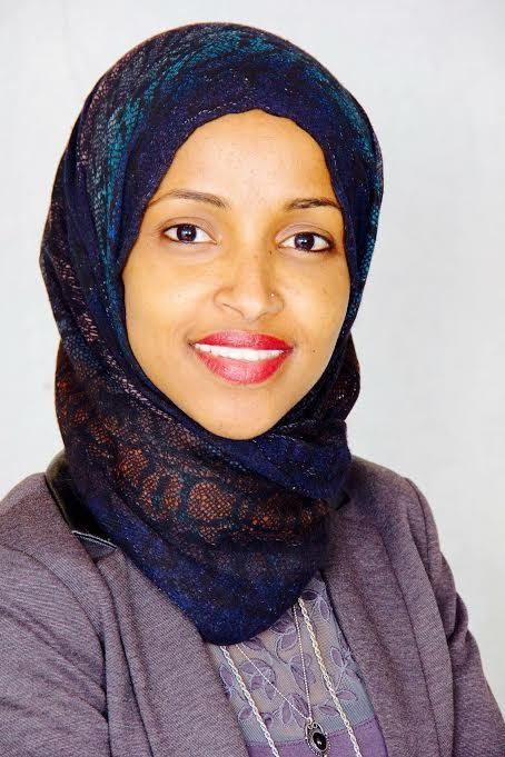 Ilhan Omar, 34, is a candidate for the Minnesota House of Representatives for District 60B. She could become the first Somali