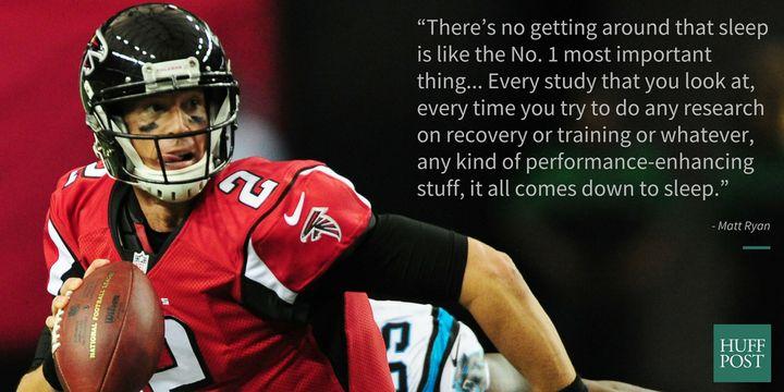 The football star told ESPN in October.