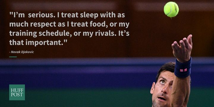 The tennis star said in his 2013 book, Serve to Win