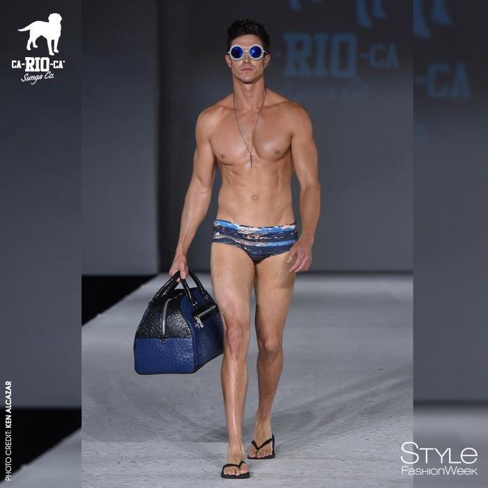 "<strong>Style Fashion Week LA - SS17</strong> Bag: <a href=""http://www.farbodbarsum.com/"" target=""_blank"">Farbod Barsum</a>,"