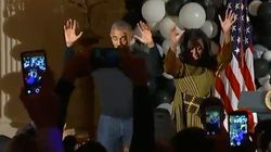 Watch Barack And Michelle Obama Zombie Dance To