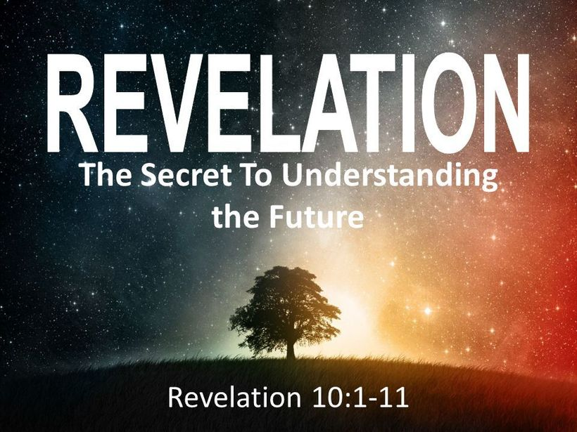 The Book of Revelation: Good for bad movies starring Nicholas Cage, bad for actually understanding the future