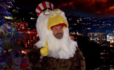 jimmy kimmel wants parents to fake taking their kids' halloween
