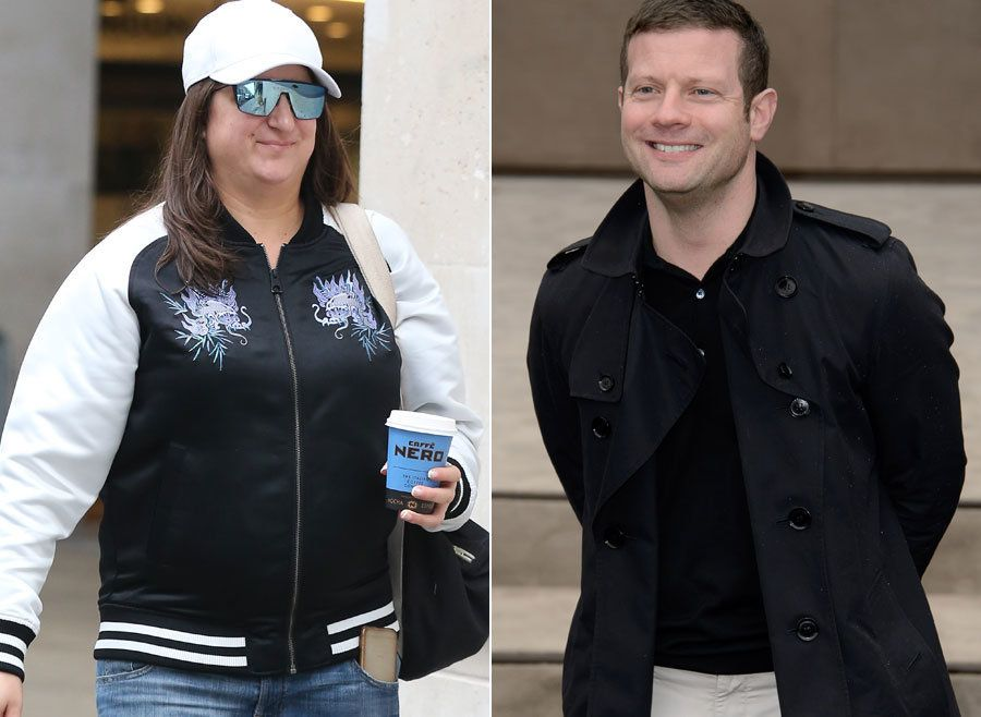 Dermot O'Leary Defends Honey G Against Racism