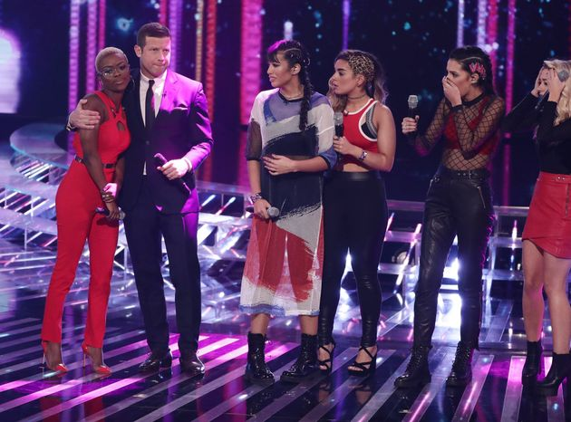 Gifty was in the sing-off against 4 Of