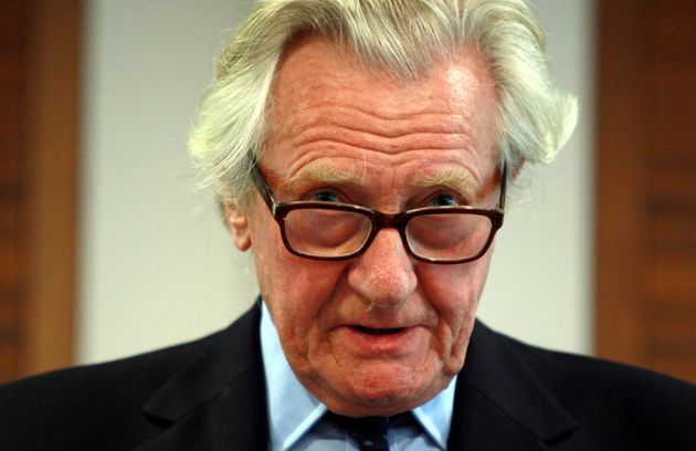 Lord Heseltine: I strangled my mother's dog