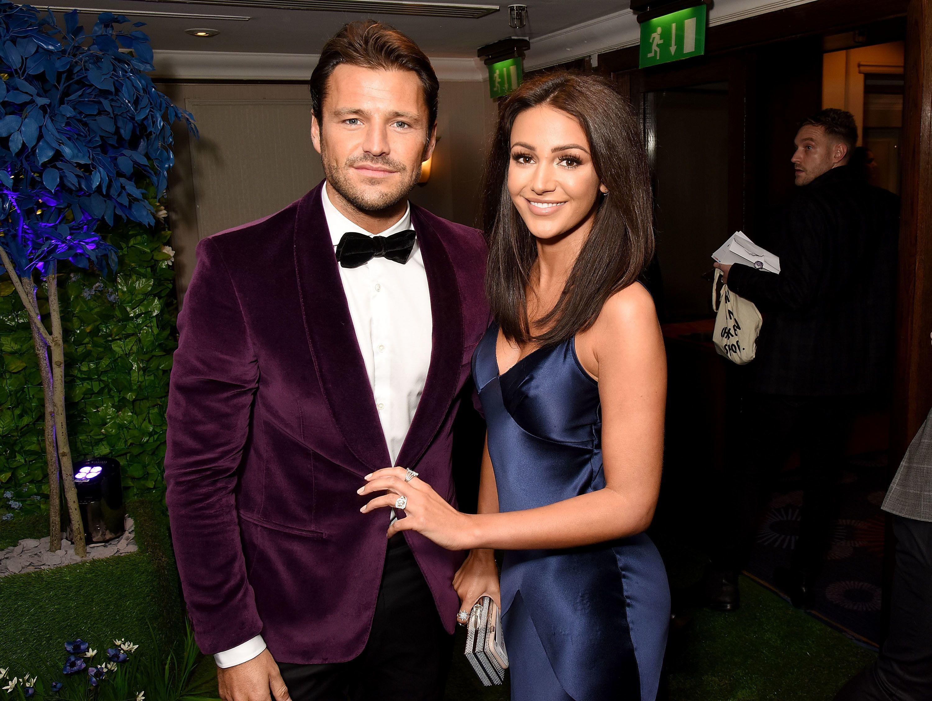 Michelle Keegan And Mark Wright Gave Us Couple Style Goals At Pride Of Britain