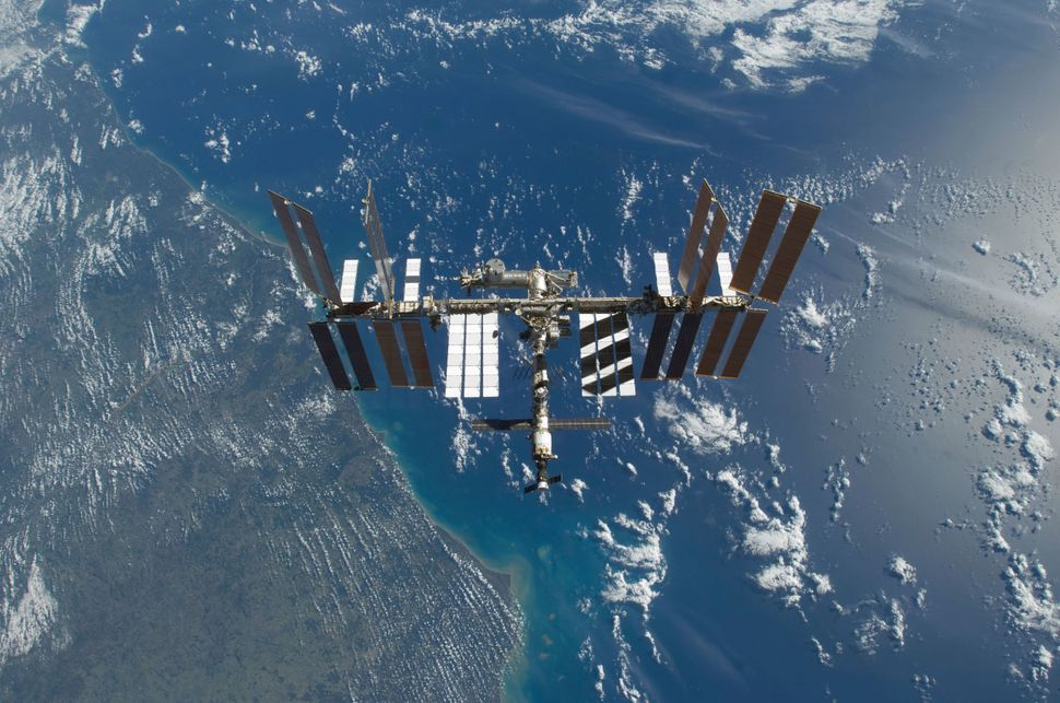 Space Station Could Be Seen From Earth Using New Interactive Map