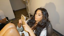 Kim Kardashian Is Already Taking A Different Approach To Social