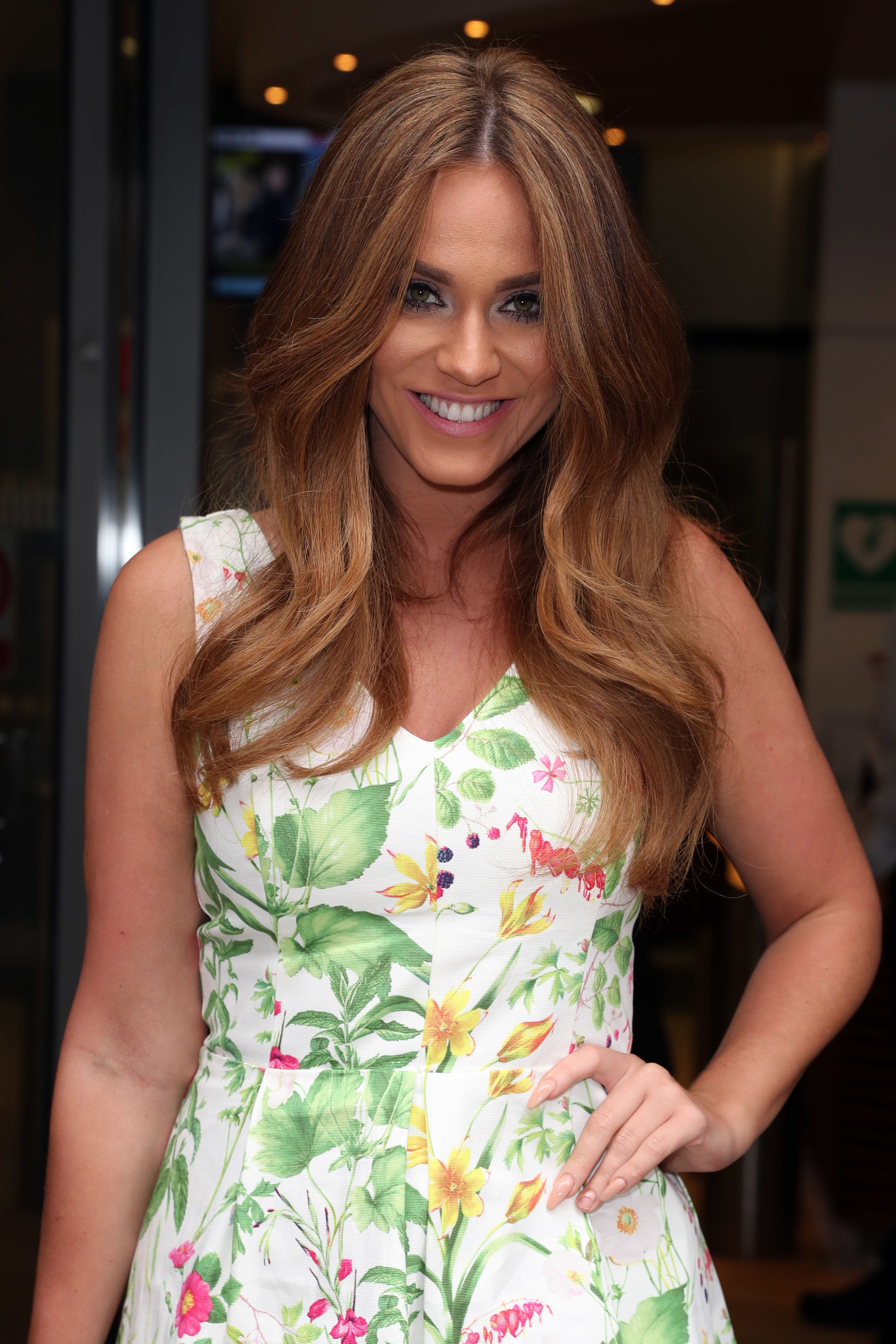 Vicky Pattison Has Her Say On So-Called 'Gurning'