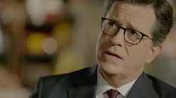 Stephen Colbert Previews Live Election Show (On A Channel Where He Can