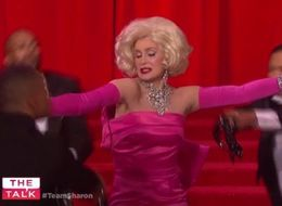 Sharon Osbourne Lip Syncing Whilst Dressed As Marilyn Monroe Is EVERYTHING