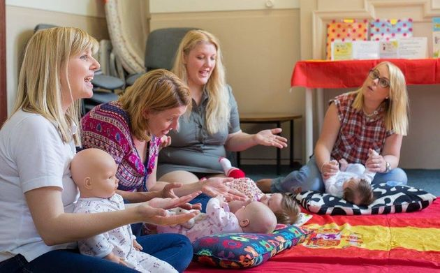 BilinguaSing: Why Parents Are Enrolling Their Babies In Language Classes From Just Four Weeks