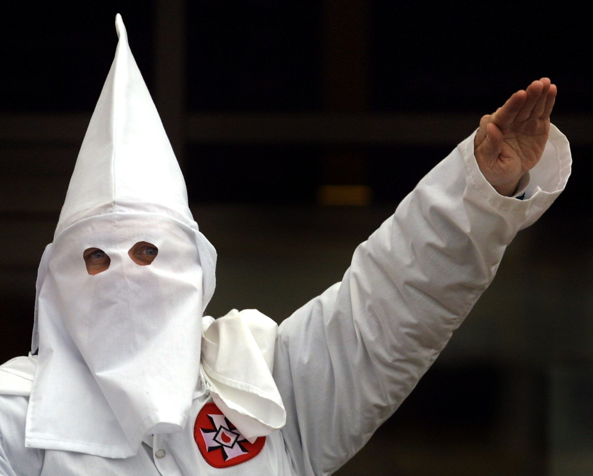 The Ku Klux Klan is desperate for a Donald Trump presidency.
