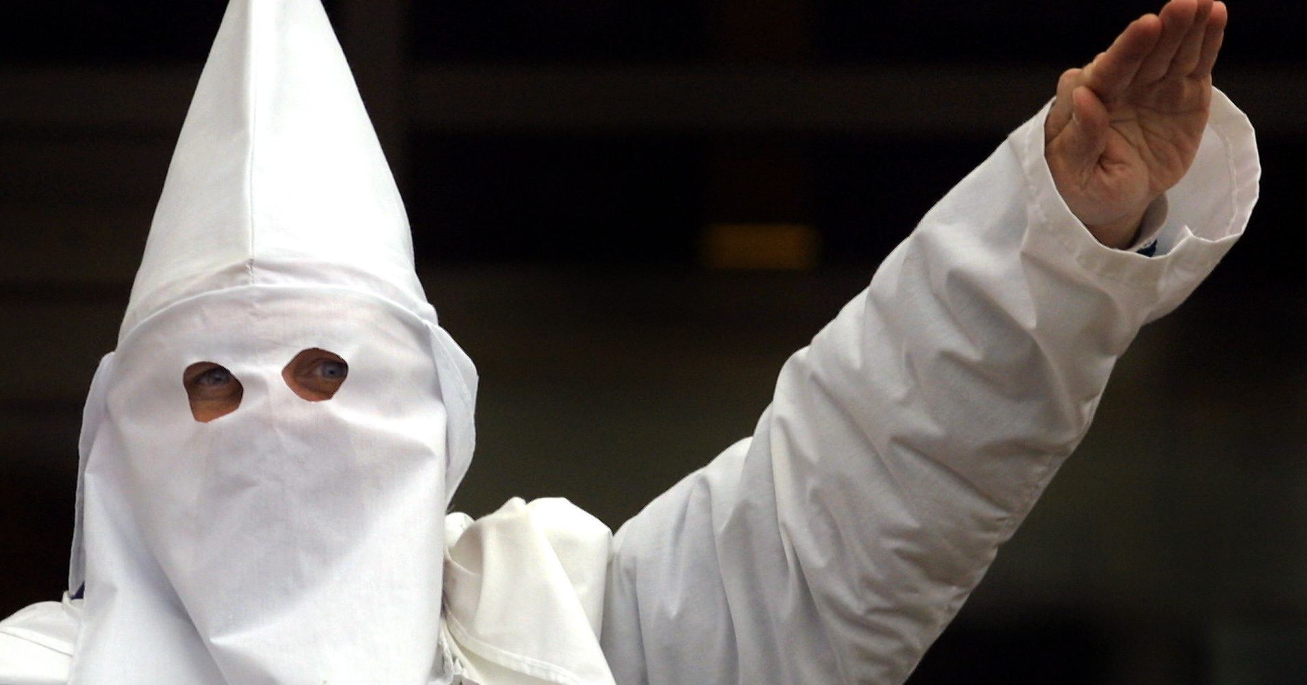 The KKK Is Working To Get Out The Vote -- For Donald Trump, Of Course