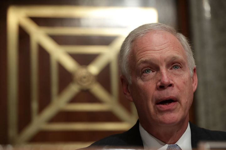 Sen. Ron Johnson (R-Wis.) faces tough re-election odds.