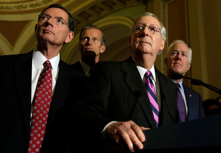 Senate Majority Leader Mitch McConnell (R-Ky.) is one of the leading proponents of leaving open the current Supreme Court vac