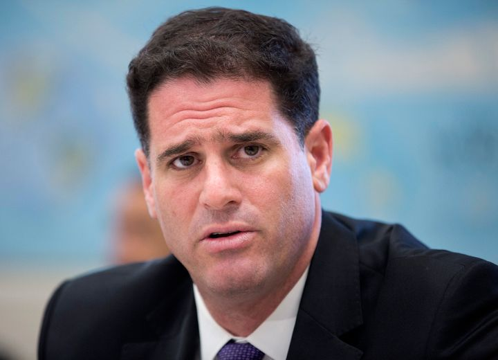 Israeli Ambassador to the U.S. Ron Dermer will be a guest of honor at an awards dinner hosted by Frank Gaffney's group.