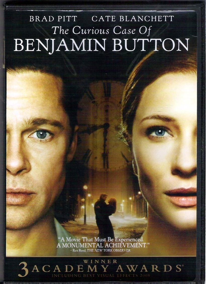 Future medicine could turn us all into Benjamin Button. Hey - why didn't Benjamin just swap blood with Cate Blanchett every o