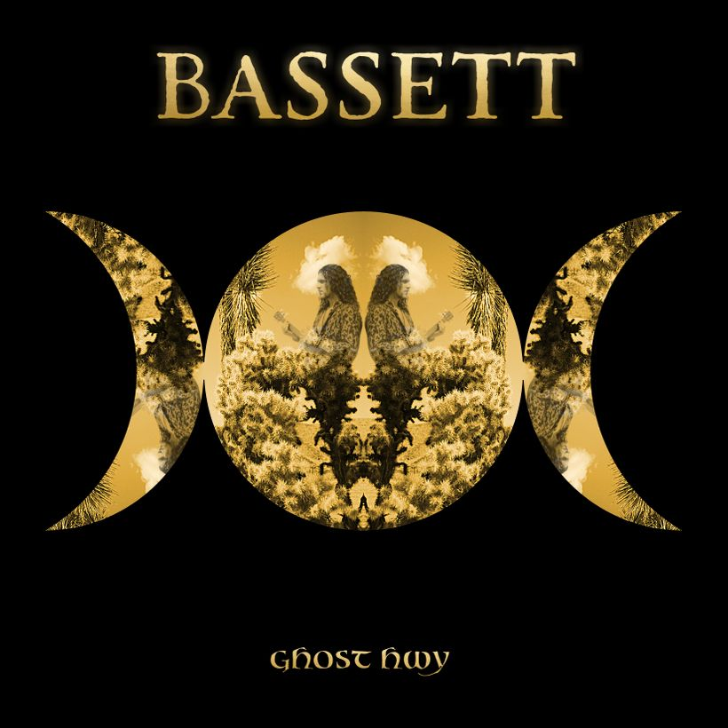 """Duo Bassett's new album """"Ghost Hwy"""" hits stores November 18th."""