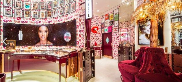 Move Over Sephora, Charlotte Tilbury's New Westfield Store Is About To Blow Your