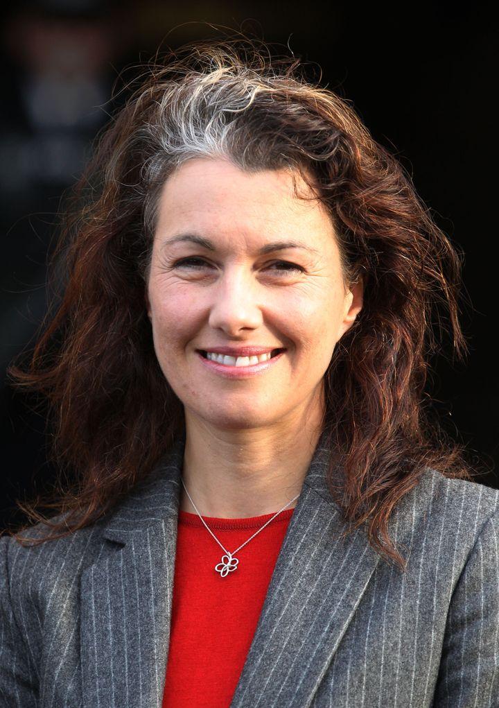 Labour MP for Rotherham Sarah Champion.