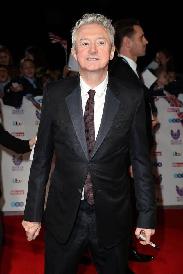 Louis Walsh (and a