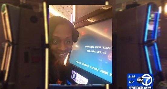 Woman Wins $43 Million Slot Machine Jackpot -- But All She Got Was Meat