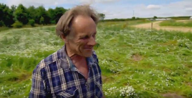 Farmer Greedy's making his feelings