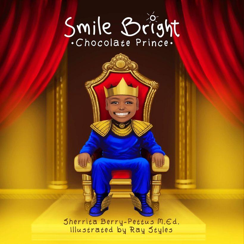 """""""Smile Bright Chocolate Prince"""""""