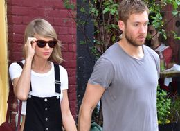 Taylor Swift's Latest Songwriting Efforts Might Leave Calvin Harris's Ears Burning