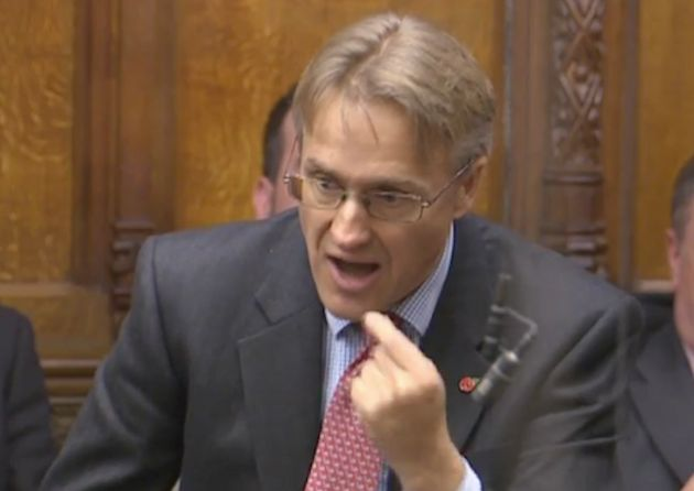 Walker tackling the issue at PMQs on