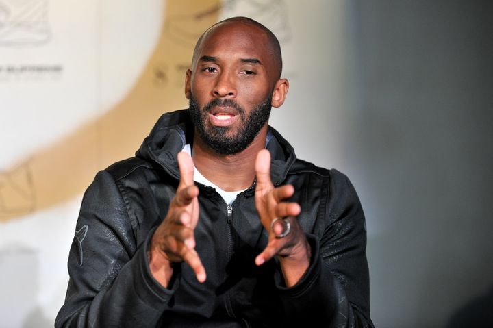"Kobe Bryant won't tell you who he's supporting for president, but ""you know."""