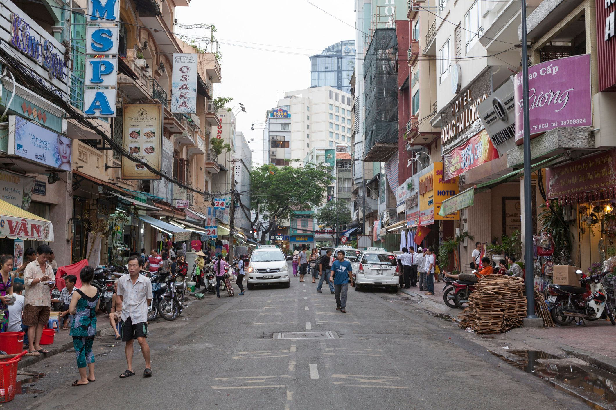 Ho Chi Minh City, Vietnam, Indochina, Southeast Asia, Asia