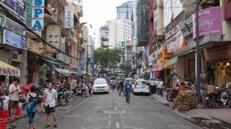 Ho Chi Minh City, Vietnam, Indochina, Southeast Asia, Asia