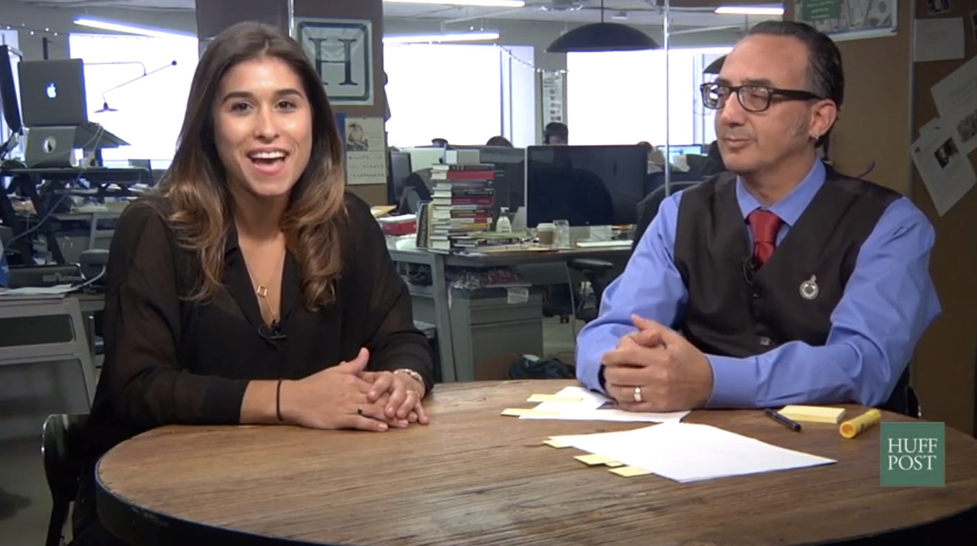 Jessica Caro discusses the history behind Columbus Day with Vincent Schilling from ICTMN