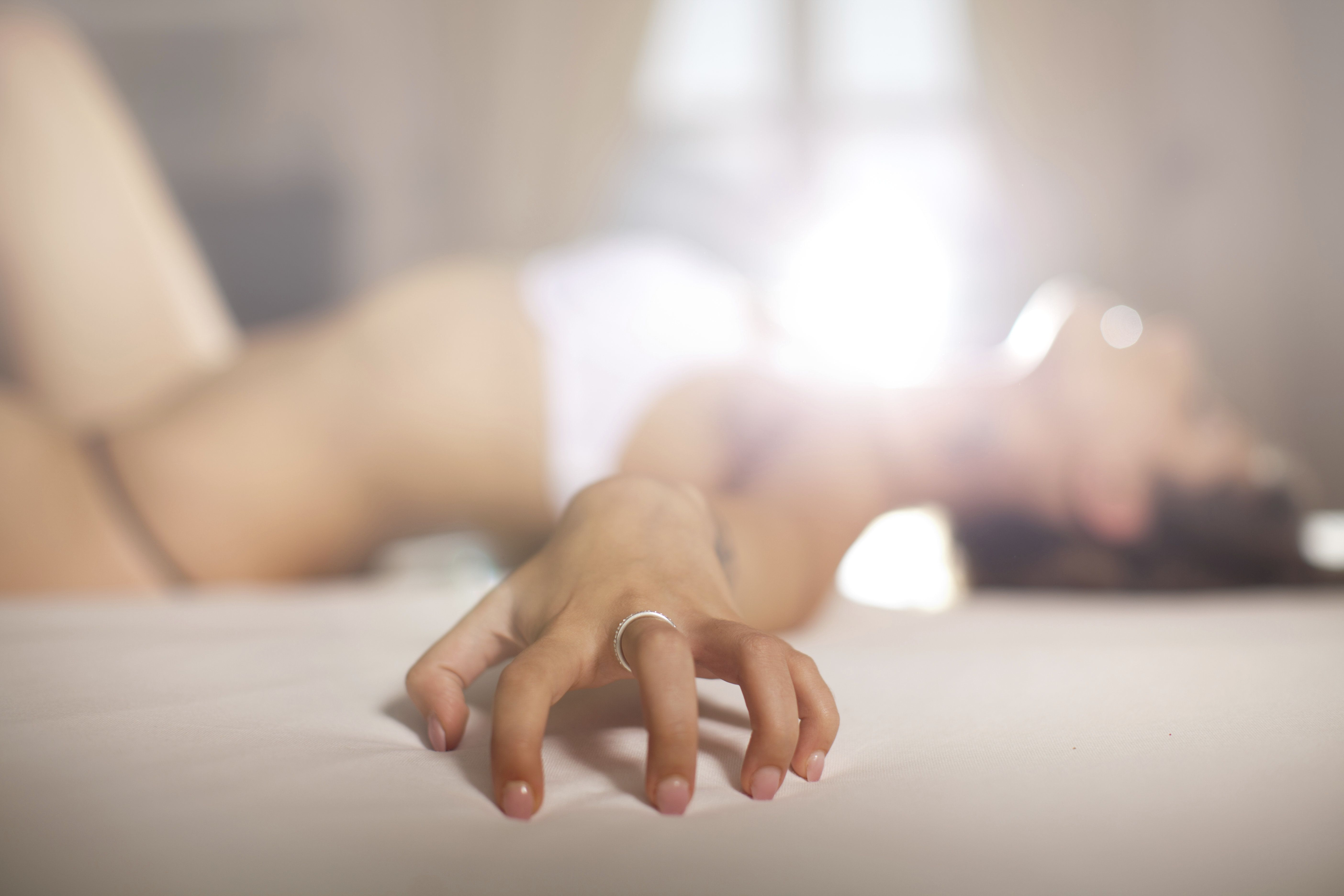 The rhythm of sexual activity might put you into a trance state -- and help you