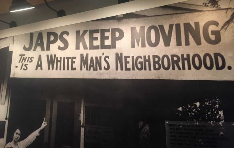 From Manzanar National Historic Site exhibition