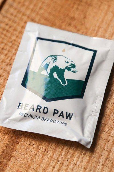 "<p><em>Beard Paws 12-Part Starter Kit, $9,</em> <a href=""http://www.beardpaw.com/buy/beardpaw-starterpacks"" target=""_blank"">beardpaw.com</a></p>"