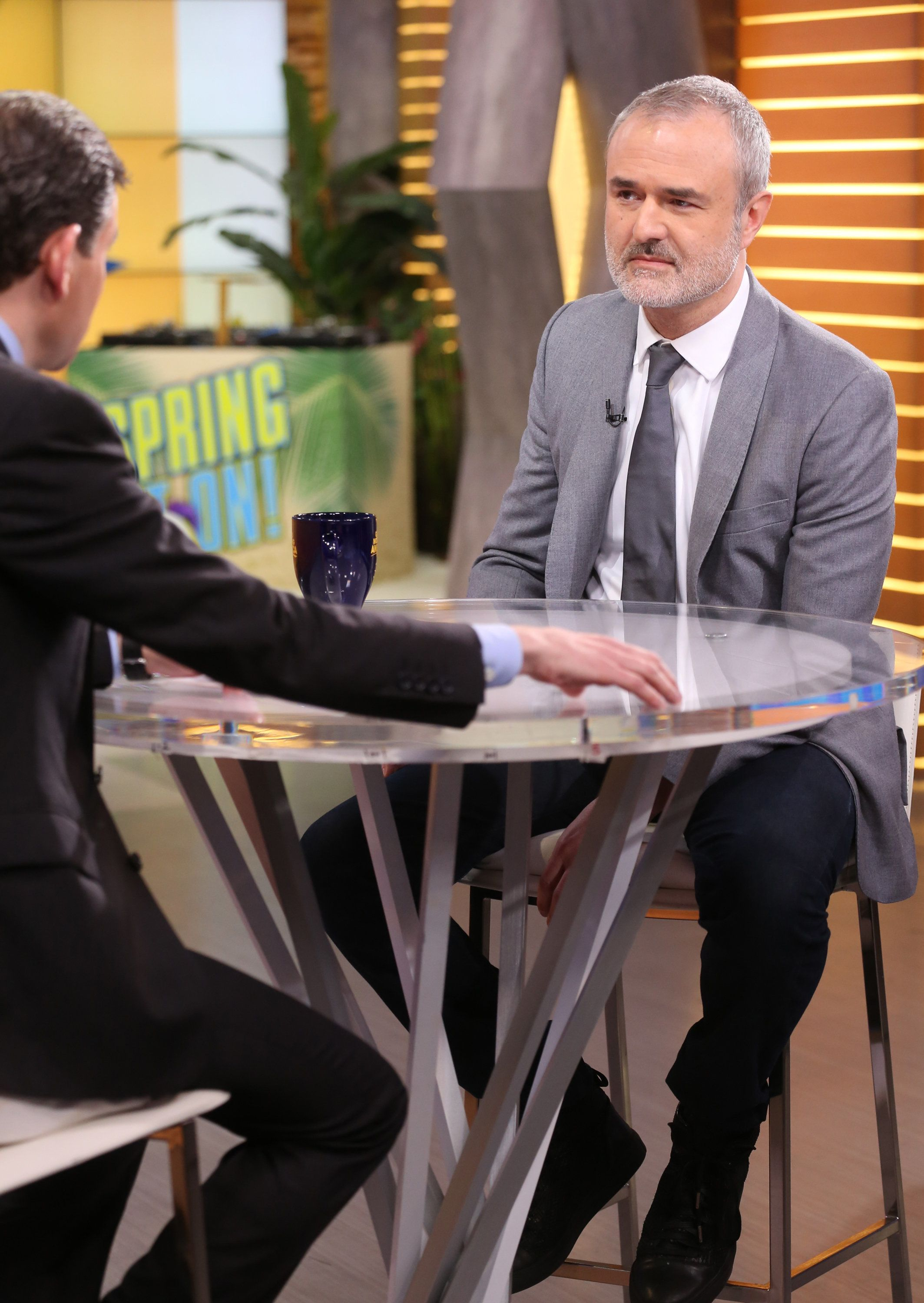 Gawker founder Nick Denton appears on 'Good Morning America' in this 2016 file photo.