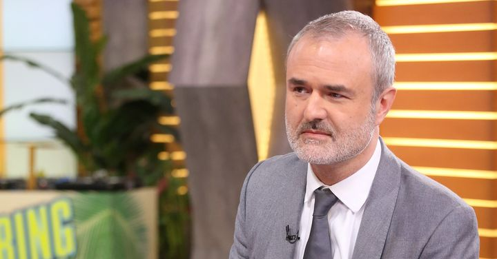 Gawker founder Nick Dentonappearson 'Good Morning America' in this 2016 file photo.