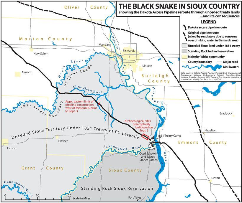 Dakota Access Pipeline Iowa Map.A Nodapl Map Huffpost