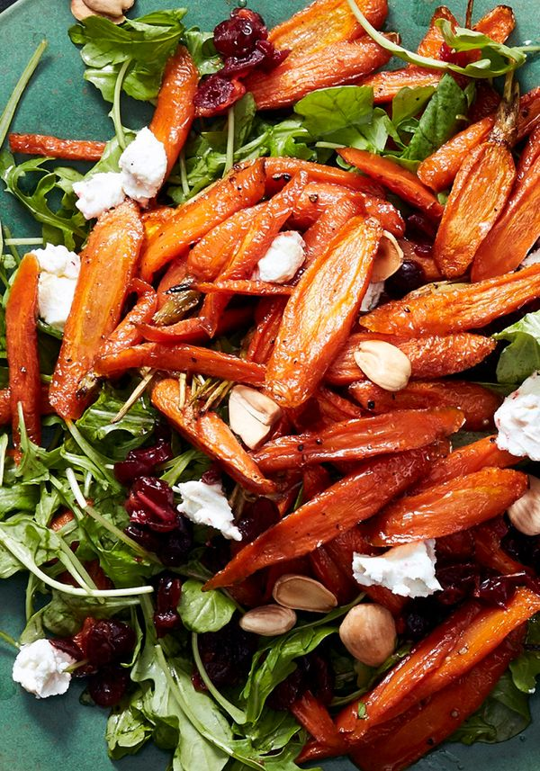 You're a veggie enthusiast and who can blame you, given their vibrant beauty and flavors? Serve up this Ina Garten salad. <br