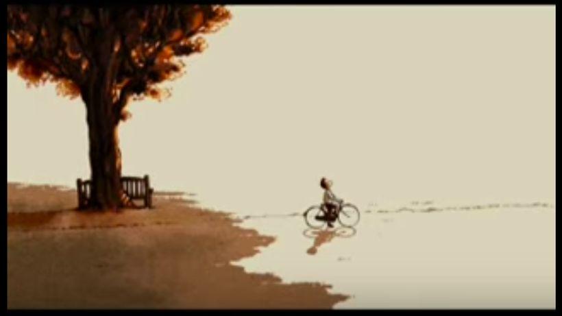 "<em>Myers' resonant arrangements underscore thoughtful animation - ""A Life,"" the Beginning</em>"