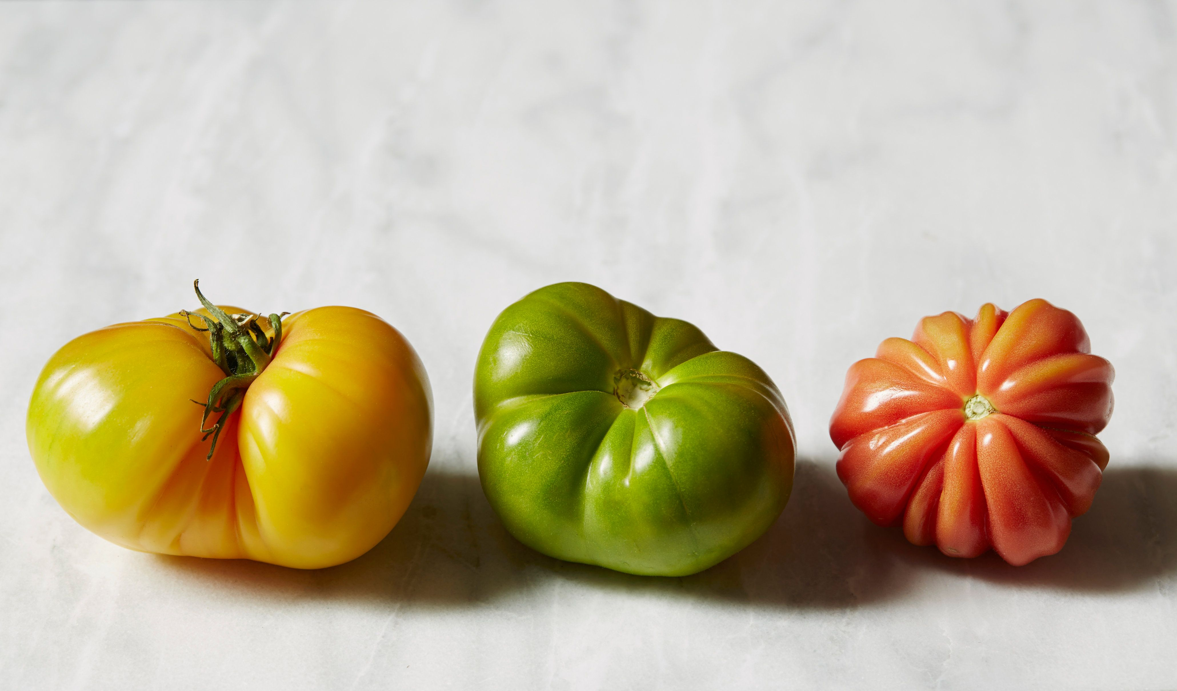 Green Tomatoes Aren't Always Just Unripe Versions Of Red