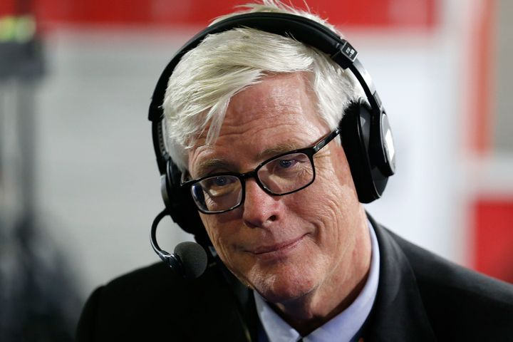 Radio host Hugh Hewitt disavowed GOP presidential nominee Donald Trump in early October. Now, he seems to bejumping bac