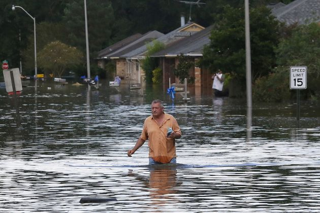 The National Oceanic and Atmospheric Administration said climate changemade floodslike those...