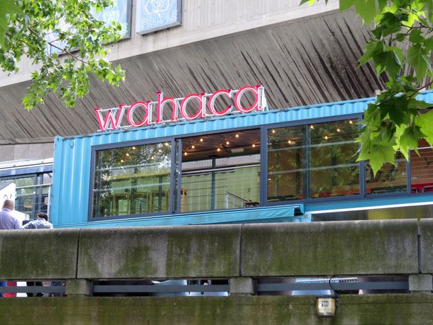 Wahaca has been hit by an outbreak of suspected